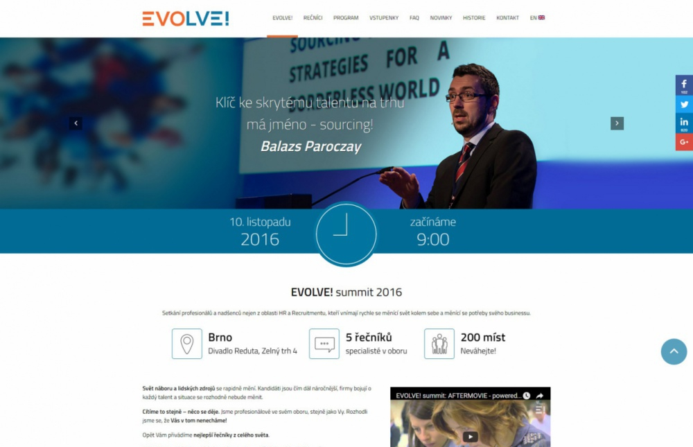 EVOLVE summit