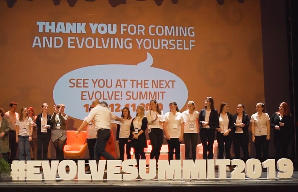 EVOLVE summit 2019